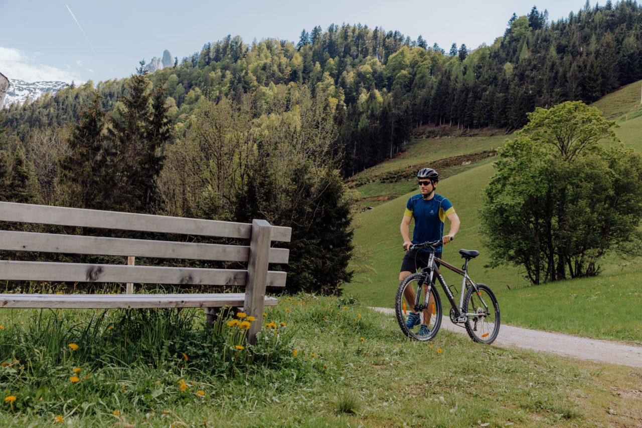 Mountainbike Tour Salzburger Land
