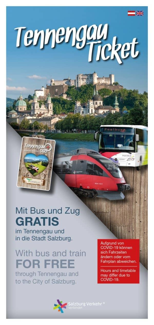 Tennengau Ticket