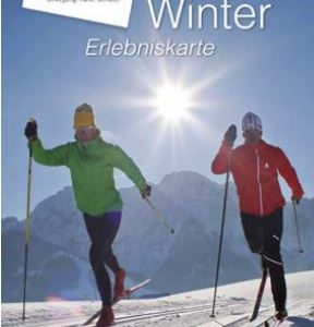 Winter adventure map cover picture completely