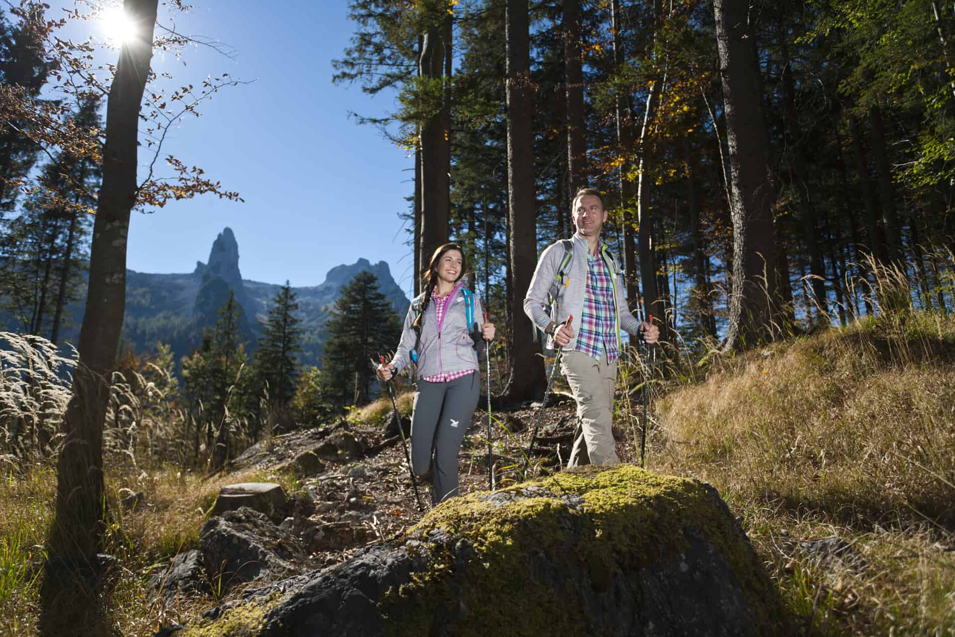Autumn hike in Abtenau (c) Tourist Office Abtenau