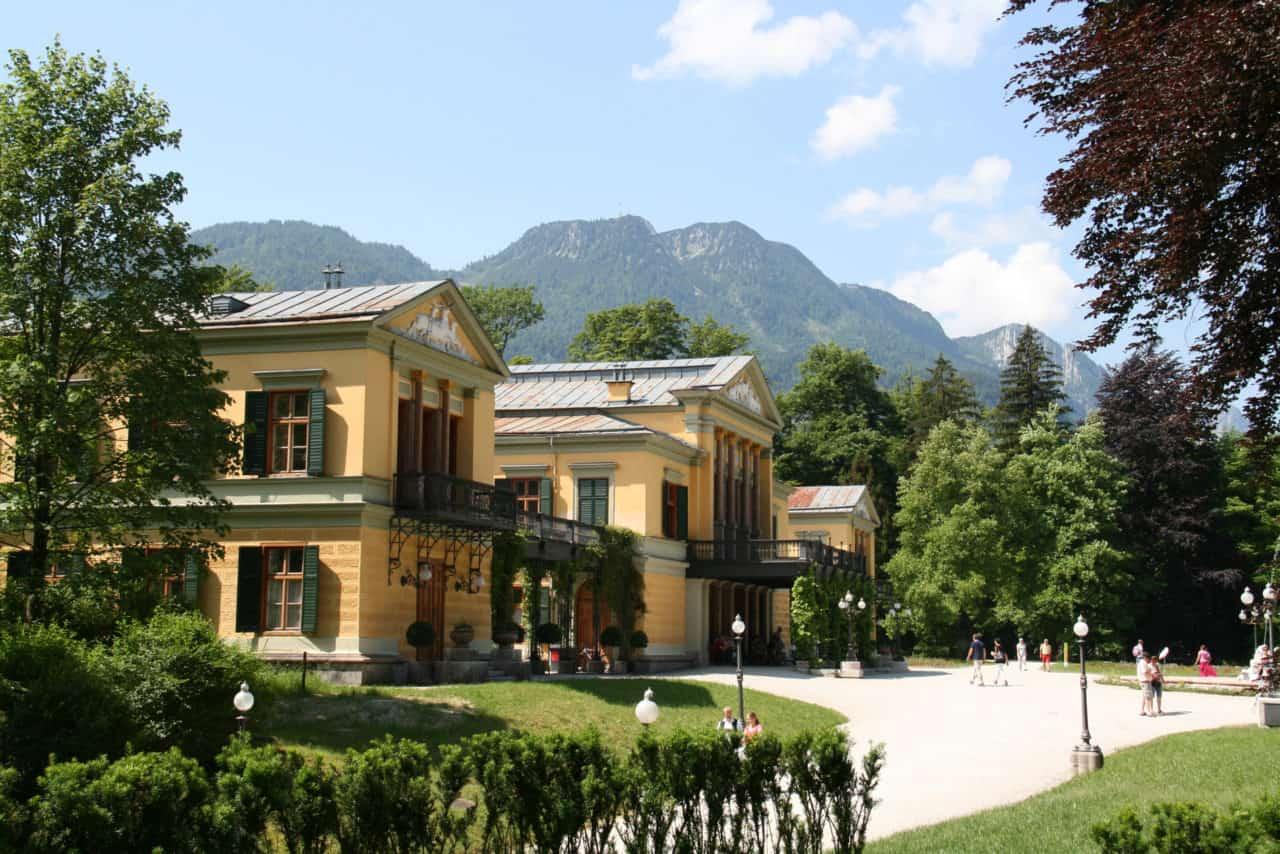 Kaiservilla (c)www.badischl.at