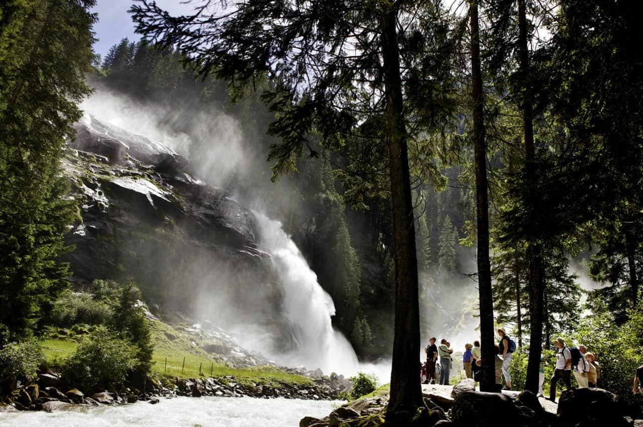 Krimmler Wasserfälle (c) Krimmler Wasserfälle