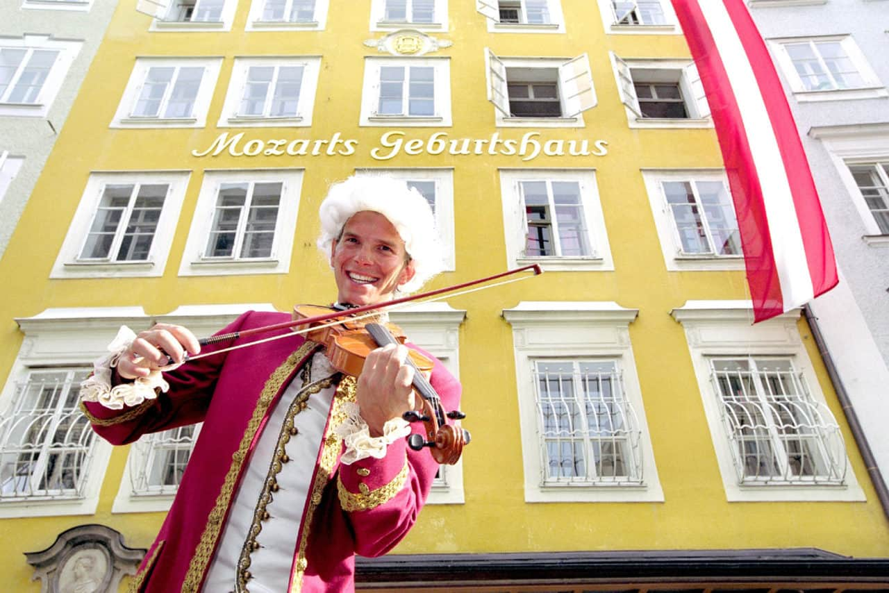 Mozart_Geburtshaus (c)Tourismus Salzburg