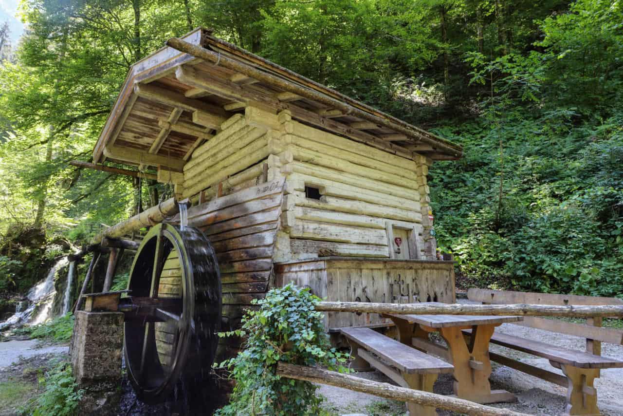 Mühlenrundweg-©Gemeinde Scheffau a. Tgb