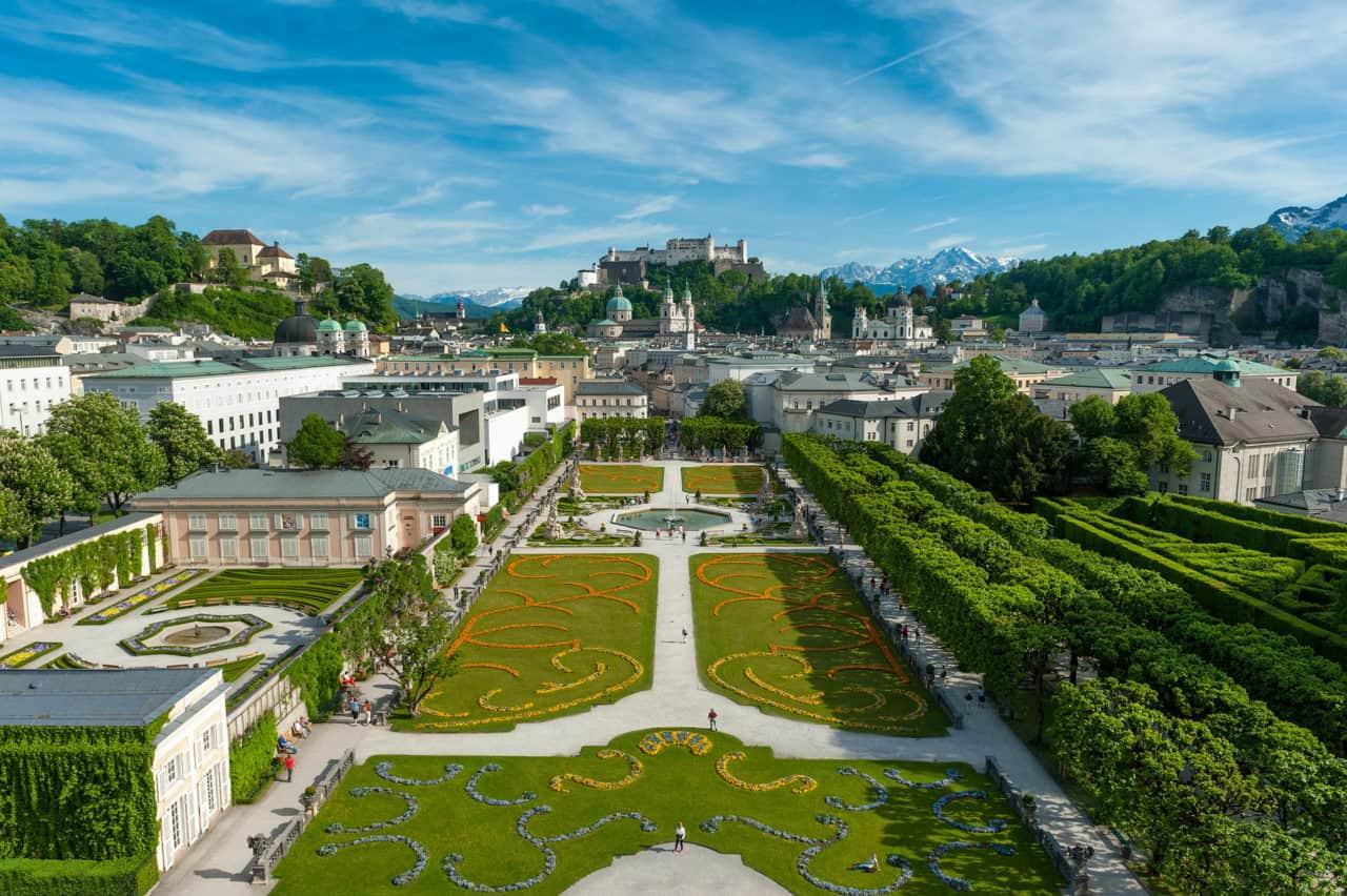 Schloss Mirabell (c) SalzburgerLand Tourismus
