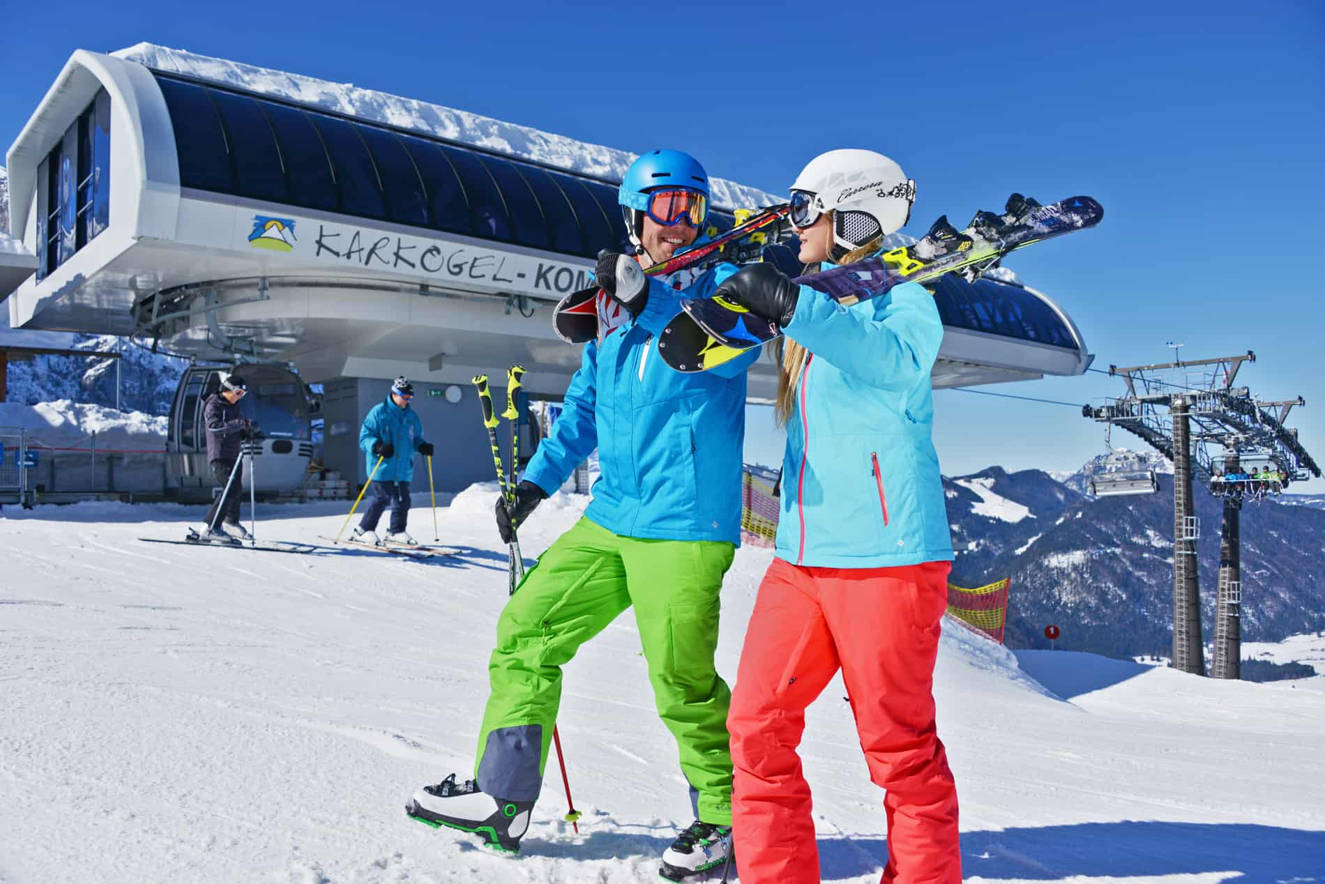 Ski Karkogel (c)TVB Abtenau