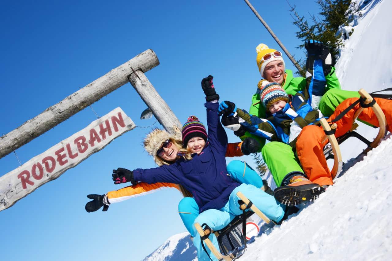 Winterrodelbahn (c)Abtenauer Bergbahnen