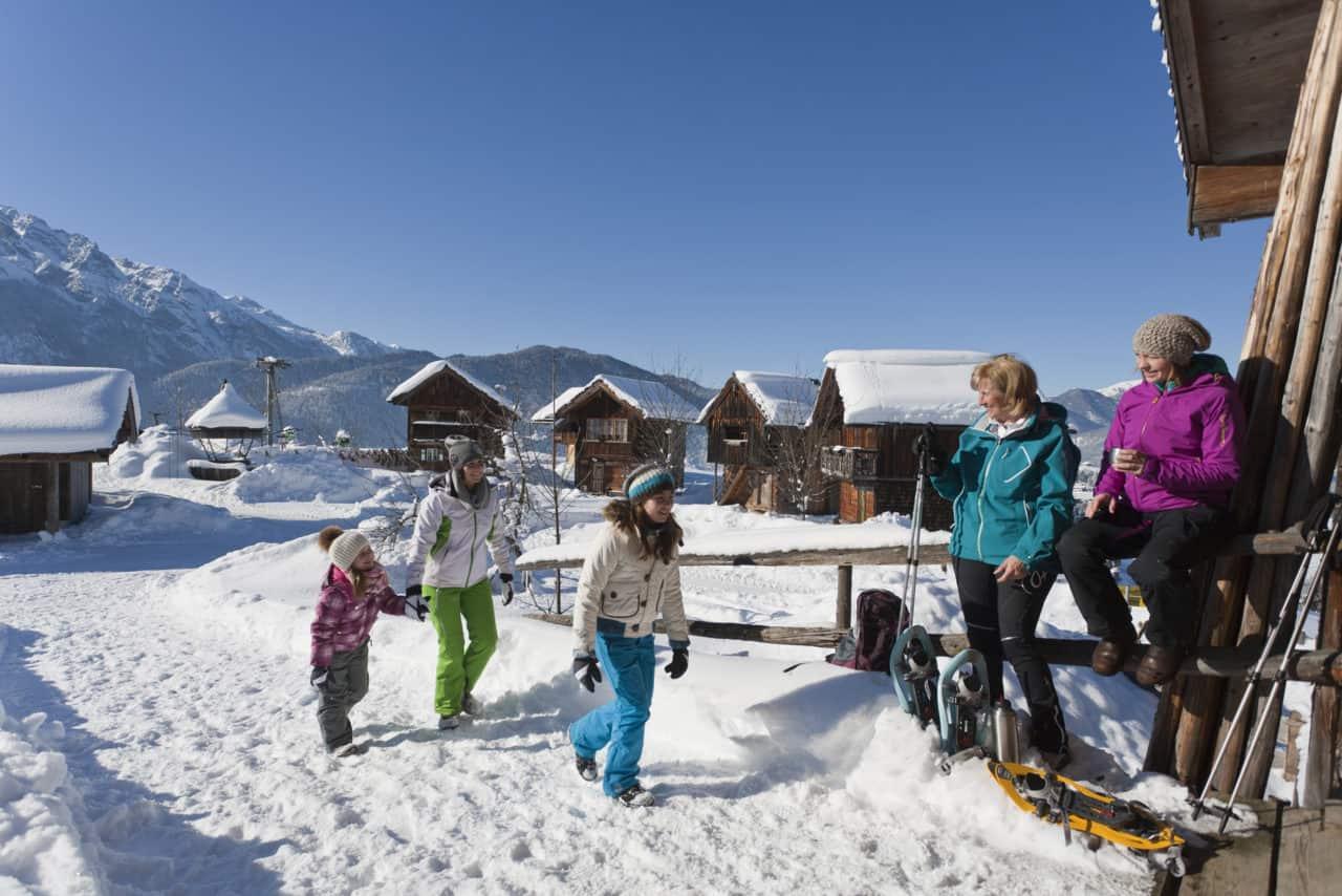 Winterwandern in Abtenau©TVB Abtenau