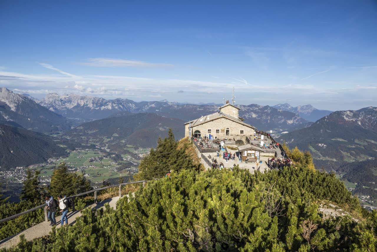 HoherGoell-Mannlgrat (c)Berchtesgadener Land Tourismus
