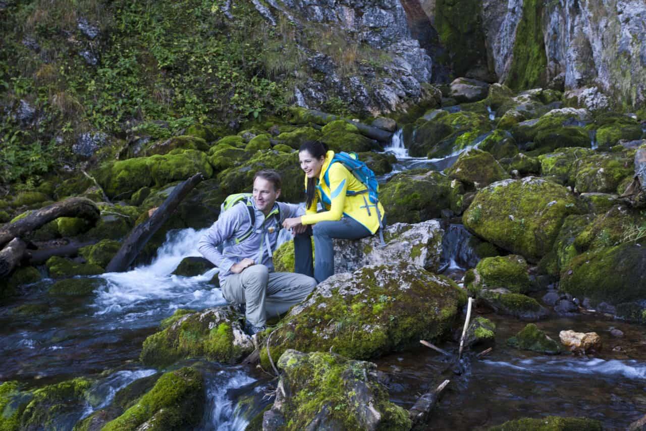Abtenau Wasserfälle (c)TVB Abtenau