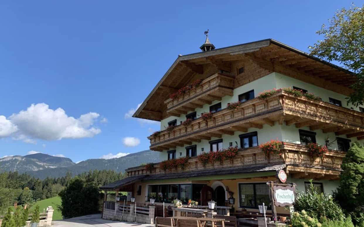 Poschenhof Abtenau