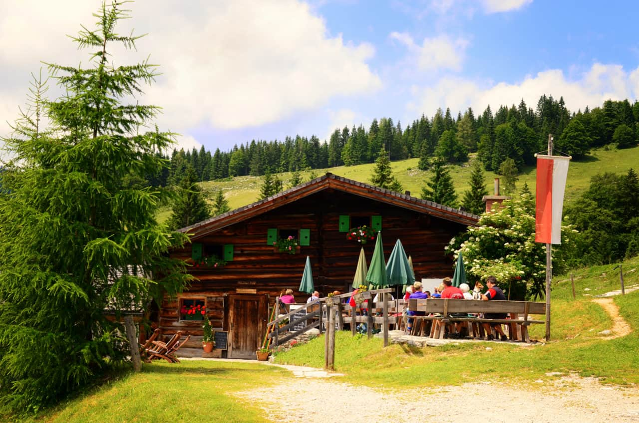Schnitzhofhütte (c)TVB Abtenau