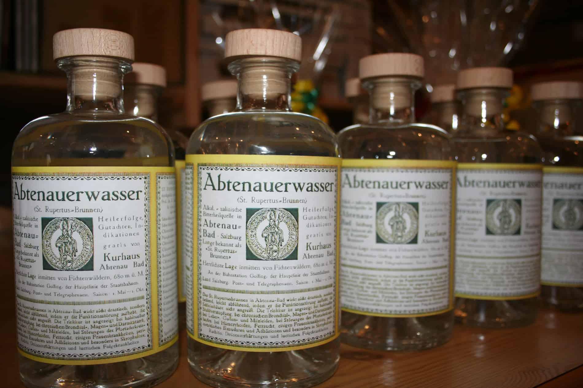 Abtenau medicinal water (c) www.abtenau-info.at