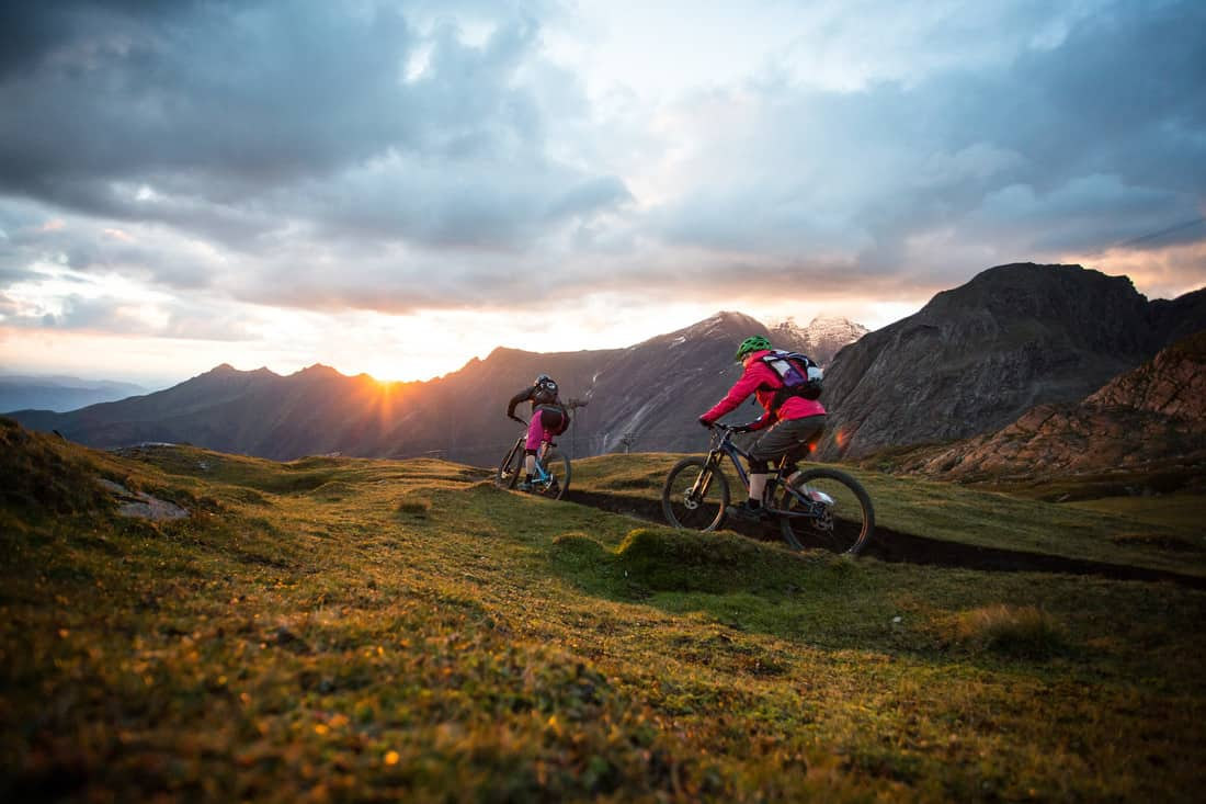 Mountain biking (c) SalzburgerLand Tourismus