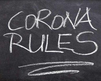 corona rules